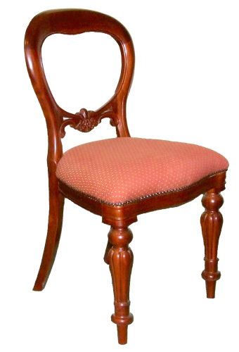 Victorian Dutch Plain Chair