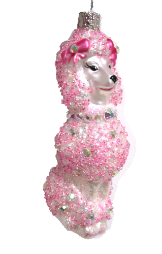 Glitz & Glamour Pink Pudel / Glitz & Glamour Pink Poodle