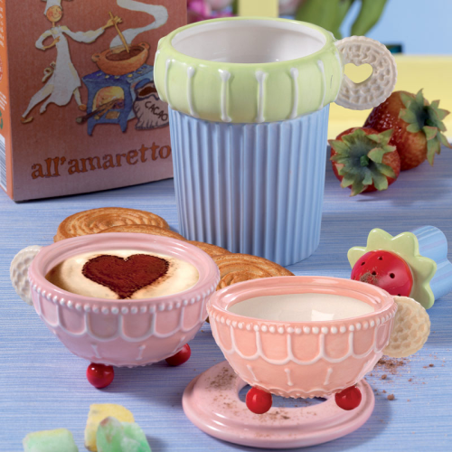 Alice in Wonderland: Cappucchino Becher 3in1