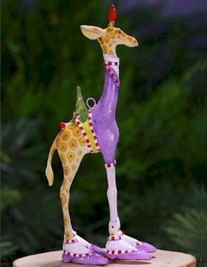 Mini Giraffe George