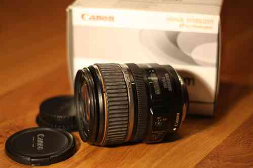 Reparatur Canon EF-S 17-85 mm Flexkabel
