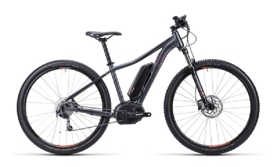 Cube Access WLS Hybrid Pro 27.5/29 anthrazit´n´coral 2015 RG 14""
