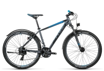 Cube Aim Allroad 27.5 grey´n´blue 2016 18""