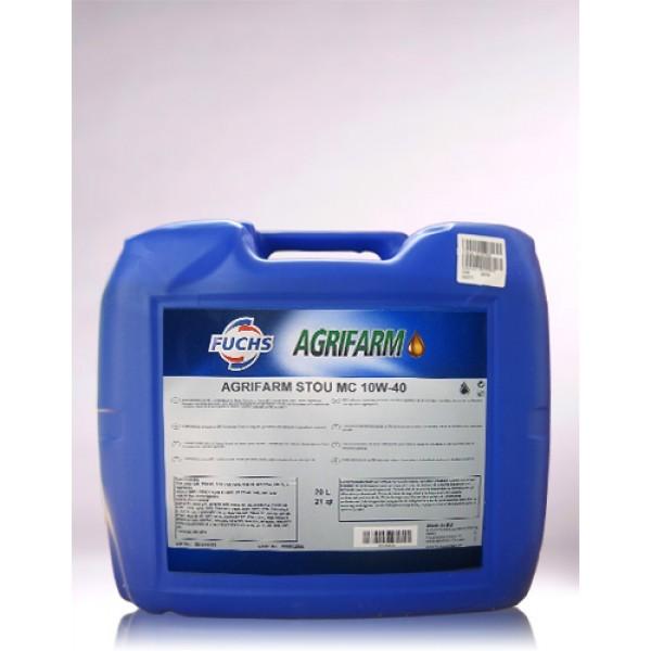 FUCHS AGRIFARM STOU MC SAE 10W-40 - 20 Liter