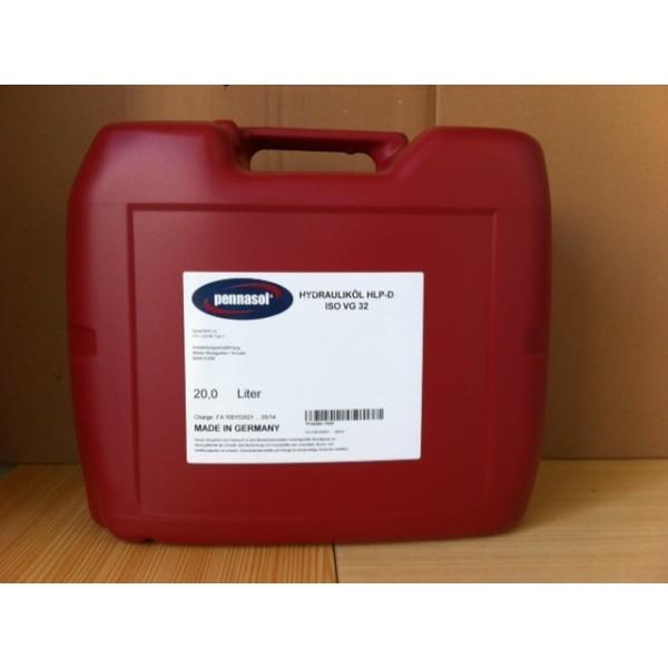 PENNASOL HYDRAULIKOEL HLP-D 32 - 20 Liter
