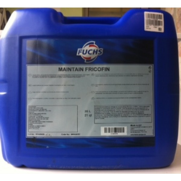 FUCHS MAINTAIN FRICOFIN - 20 Liter