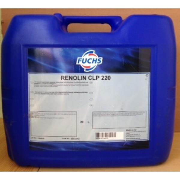 FUCHS RENOLIN CLP 220 - 20 Liter