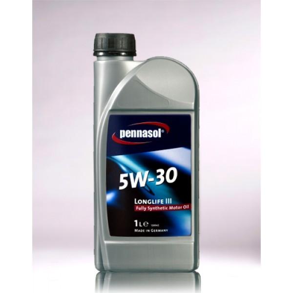 PENNASOL LONGLIFE III SAE 5W-30 - 1 Liter