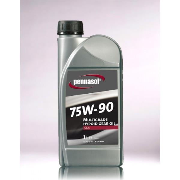PENNASOL MULTIGRADE HYPOID GEAR OIL GL5 SAE 75W-90 - 1 Liter