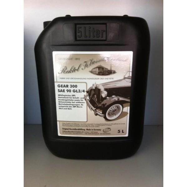 REKTOL GEAR 300 SAE 90 - 5 Liter