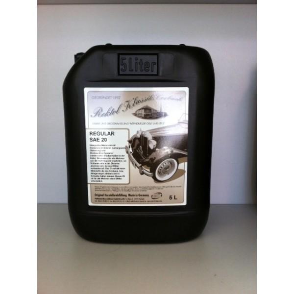REKTOL REGULAR SAE 20  - 5 Liter