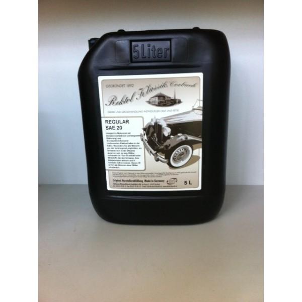 REKTOL SC SAE 20W-50  - 5 Liter