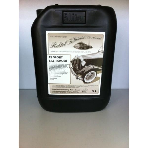 REKTOL TS SPORT SAE 15W-50  - 5 Liter