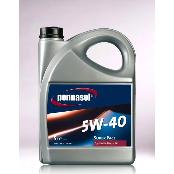 PENNASOL SUPER PACE SAE 5W-40 - 5 Liter