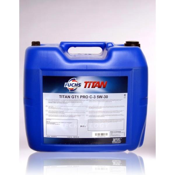 FUCHS TITAN GT1 PRO C-3 SAE 5W-30 - 20 Liter
