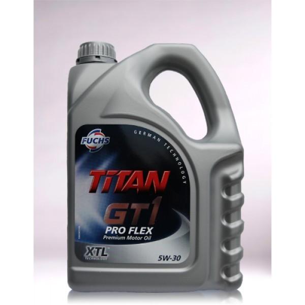 FUCHS TITAN GT1 PRO FLEX SAE 5W-30 - 4 Liter