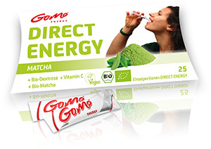 Matcha (Bio Qualität) - Direct Energy - GoMo Stick 4g