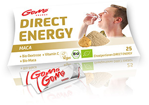 Maca (Bio Qualität) - Direct Energy - GoMo Stick 4,5g