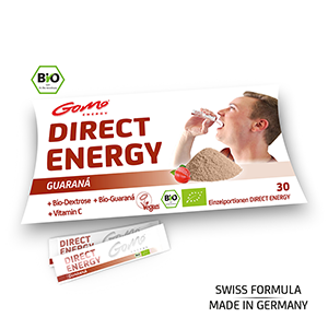 Guarana (Bio Qualität) - Direct Energy - GoMo Stick 4g