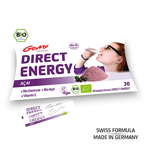 Acai (Bio Qualität) - Direct Energy - GoMo Stick 4g