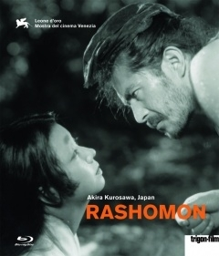 Rashomon BluRay Omu trigon edition