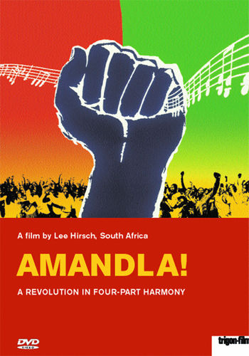 Amandla! A revolution in four-parts harmony