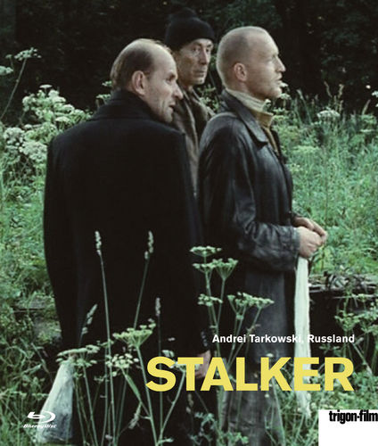 Stalker - BluRay - trigon edition (Deutsch untertitelt)