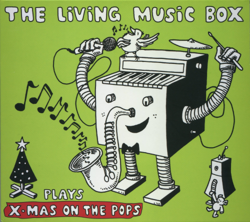 THE LIVING MUSIC BOX: X-Mas On The Pops