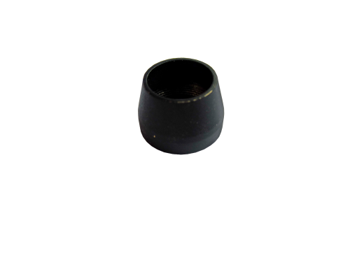 DCT 510 Adapter Cover (Shorty Cone) Typ A Schwarz