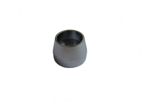 DCT 510 Adapter Cover (Shorty Cone) Typ A Edelstahl