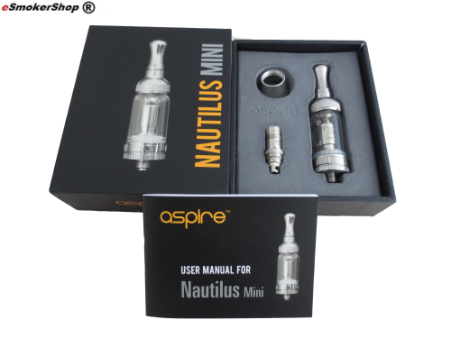 Nautilus Mini Clearomizer Set 2 ml