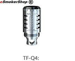 TF-Q4 Quadruple Coil 0,15 Ohm 40-140W