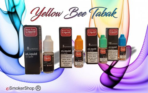Yellow Bee Tabak