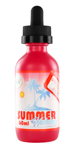 Summer Holidays Strawberry Bikini 60 ml