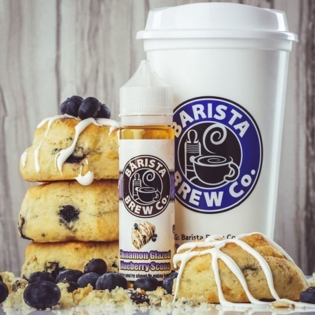 Barista Cinnamon Glazed Blueberry Scone 50 ml