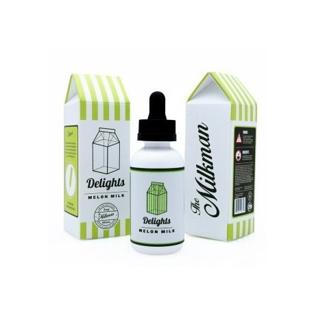The Milkman Delights Melon Milk 50 ml