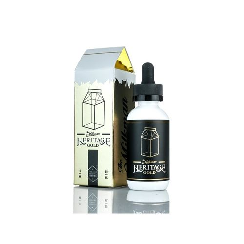 The Milkman Heritage Gold 50 ml