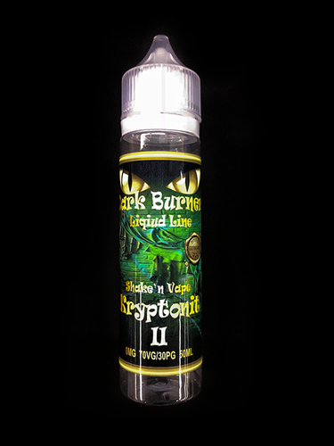 Dark Burner´s Eleven Kryptonite II 50 ml