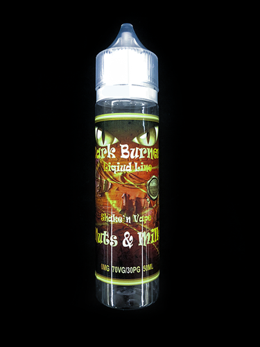 Dark Burner´s Eleven Nuts & Milk 50 ml