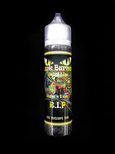 Dark Burner´s Eleven R.I.P. 50 ml