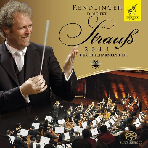 Kendlinger conducts Strauss 2011
