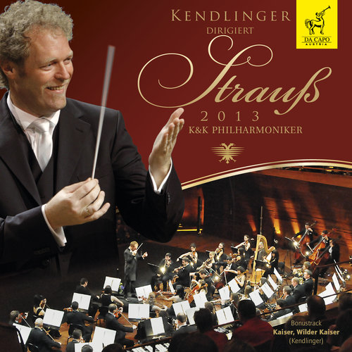 Kendlinger conducts Strauss 2013