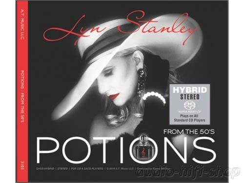 Lyn Stanley - Potions from the 50´s / Hybrid SACD