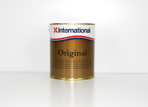 International Original Bootslack 750ml