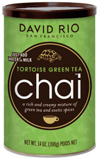 David Rio / Tortoise Green Tea