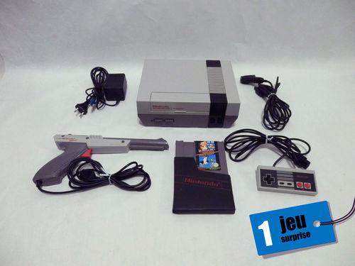 Nintendo NES Pack Action Set