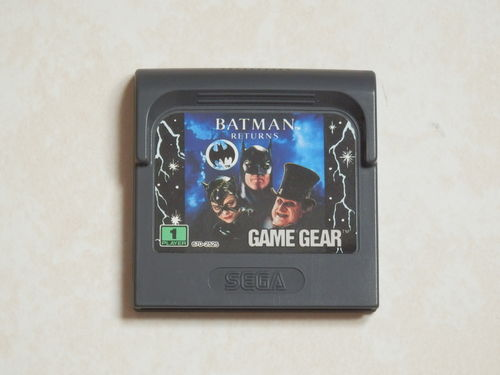 [GG] Batman returns