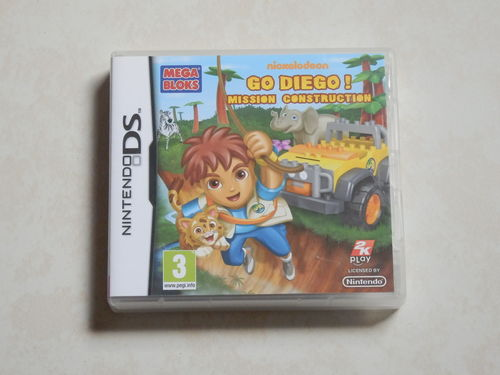 [DS] Go diego! mission construction