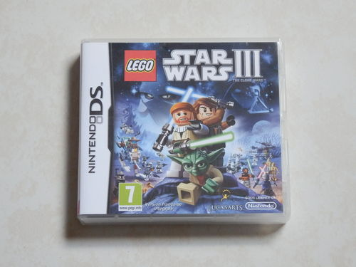 [DS] Lego star wars - the clone wars