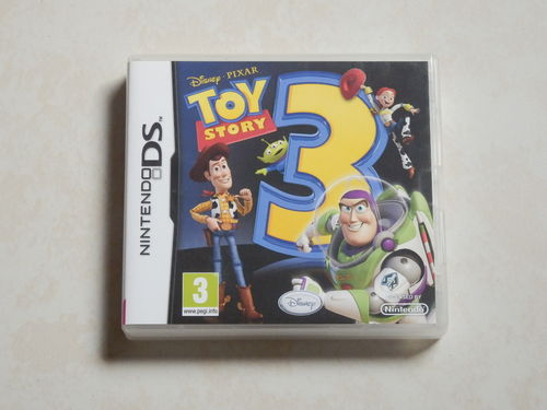 [DS] Toy story 3